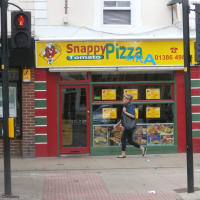Snappy Tomato Pizza Extra Evesham Pizza Delivery