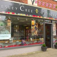 fa7aa00a24ff Image of Lesley Cree Opticians
