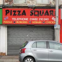 pizza shops in hull