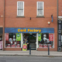 Card factory ashby de la zouch greeting card shops yell image of card factory reheart Image collections