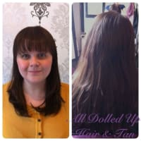 All Dolled Up Hair Amp Tan Stourbridge Hairdressers Yell