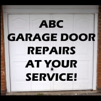 Abc Local Garage Door Repairs Snapped Cables Garage