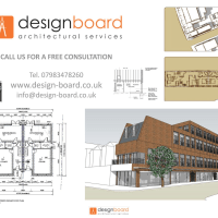 Architectural services in rushden northamptonshire reviews yell image of design board architectural services malvernweather Gallery