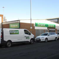 Europcar Van Rental Middlesbrough Van Hire Yell