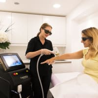 Facial attraction laser and skin clinic congratulate