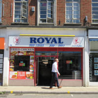 Royal Fried Chicken Pizza Leatherhead Takeaway Food Yell