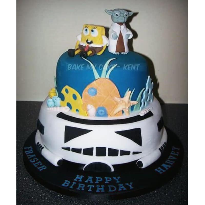 Bake My Cake Kent Sittingbourne Cake Makers Decorations Yell