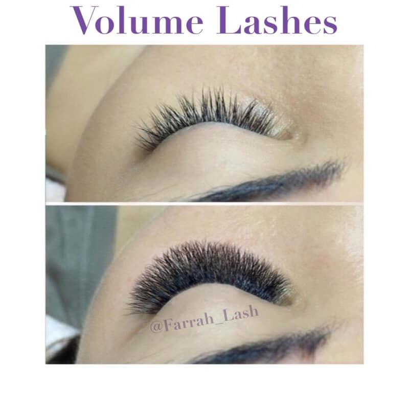 Farrah Lash Horley Eyelash Extensions Yell