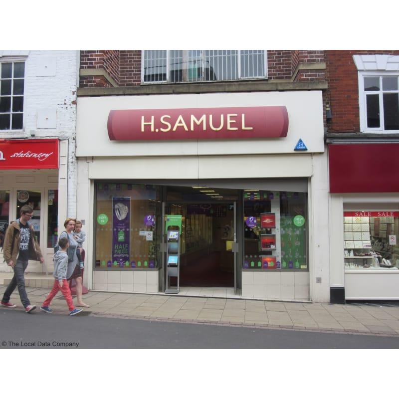 H.Samuel, Hinckley   Jewellers - Yell