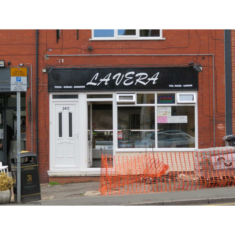 Lavera Wilmslow Pizza Delivery Takeaway Yell