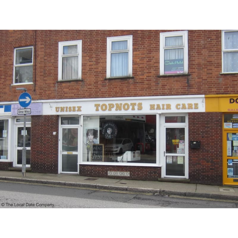 Topnots Bexhill On Sea Hairdressers Yell