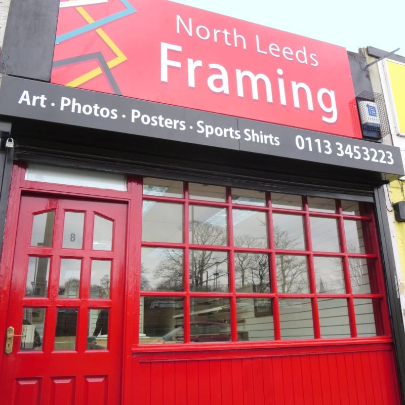North Leeds Framing, Leeds | Picture Framers & Frame Makers - Yell