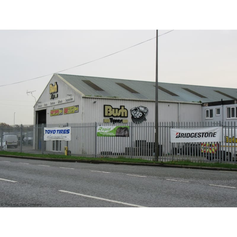 Bush Tyres in Goole Bush Tyres