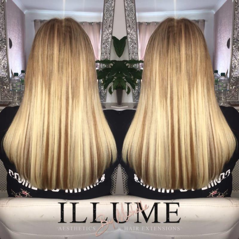 Illume Aesthetics Hair Extensions Weston Super Mare