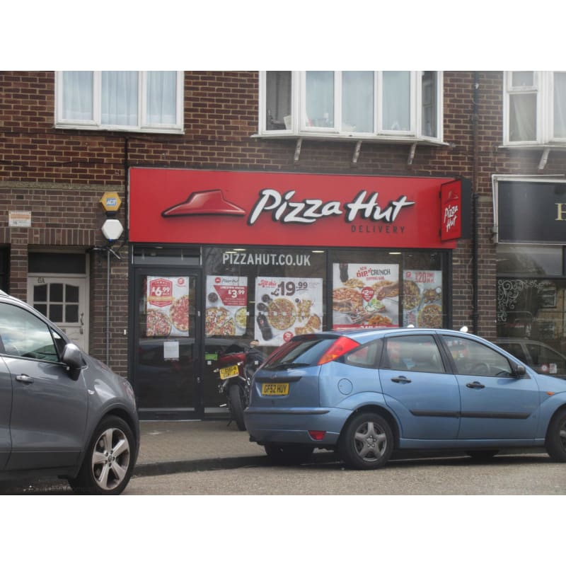 Pizza Hut Ashford Food Drink Delivered Yell
