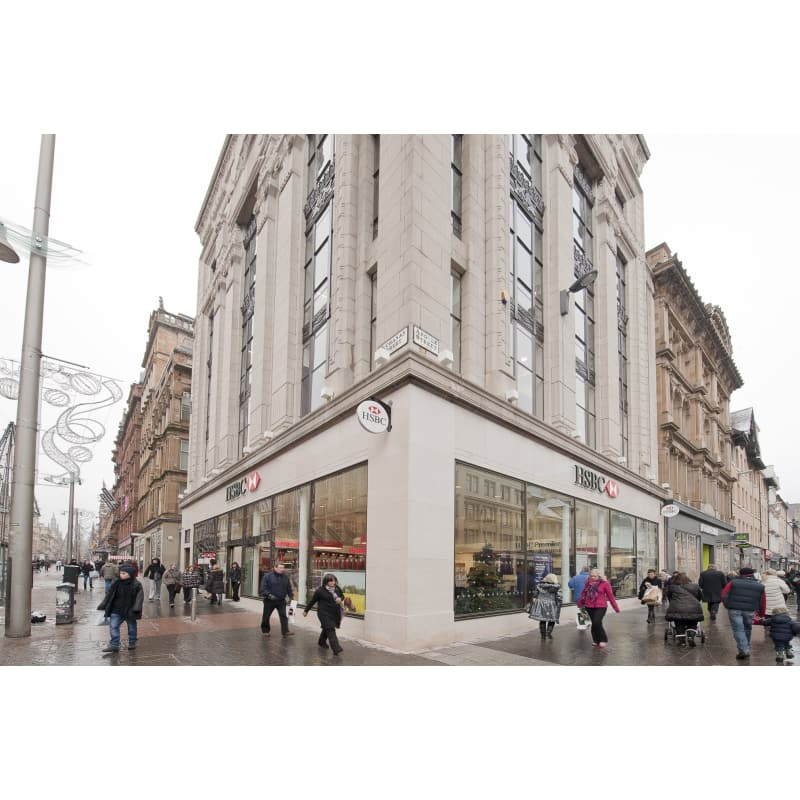 HSBC Bank plc, Glasgow | Banks - Yell