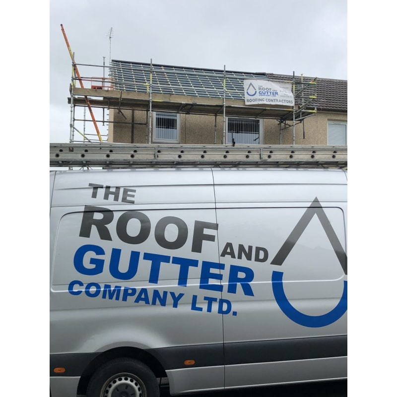 The Roof Gutter Co Ltd Strathaven Roofing Services Yell