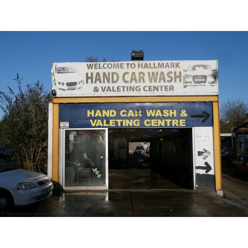 Local Car Wash >> Hallmark Hand Car Wash Pinner Car Vehicle Valeting Yell