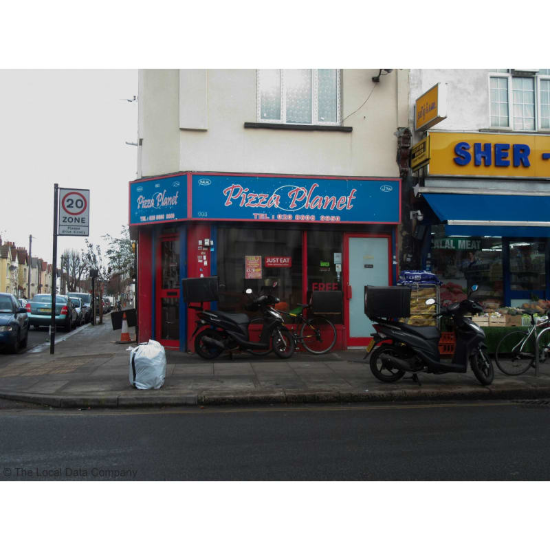 Pizza Planet Southall Pizza Delivery Takeaway Yell