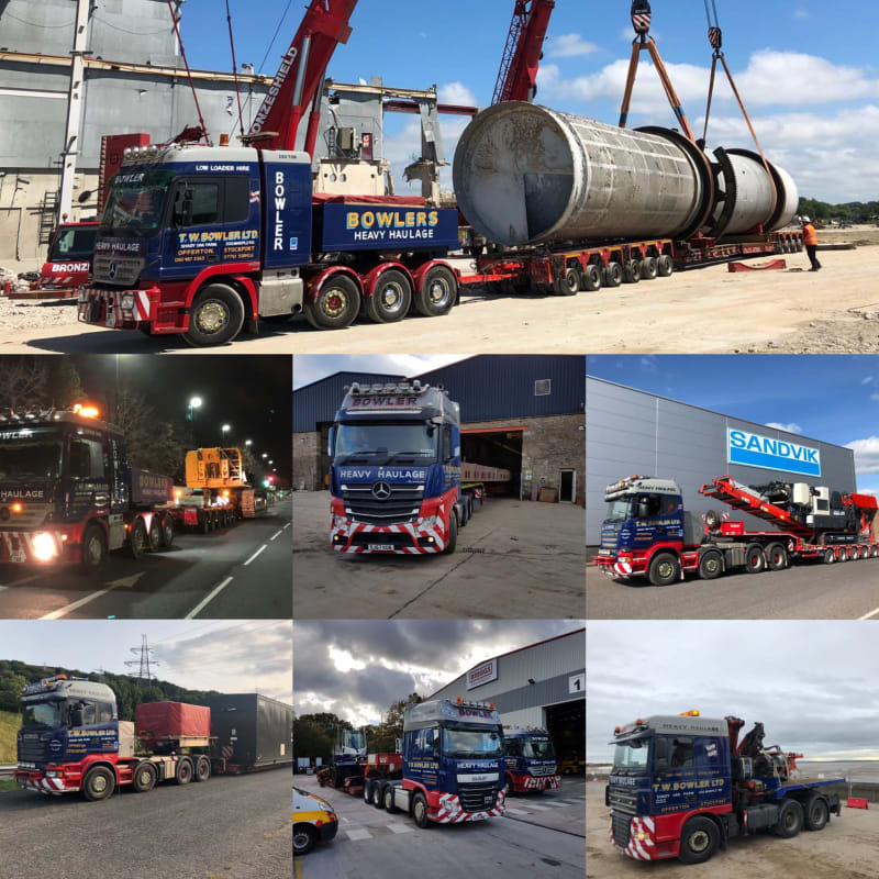 T W Bowler Ltd, Stockport | Road Haulage Services - Yell