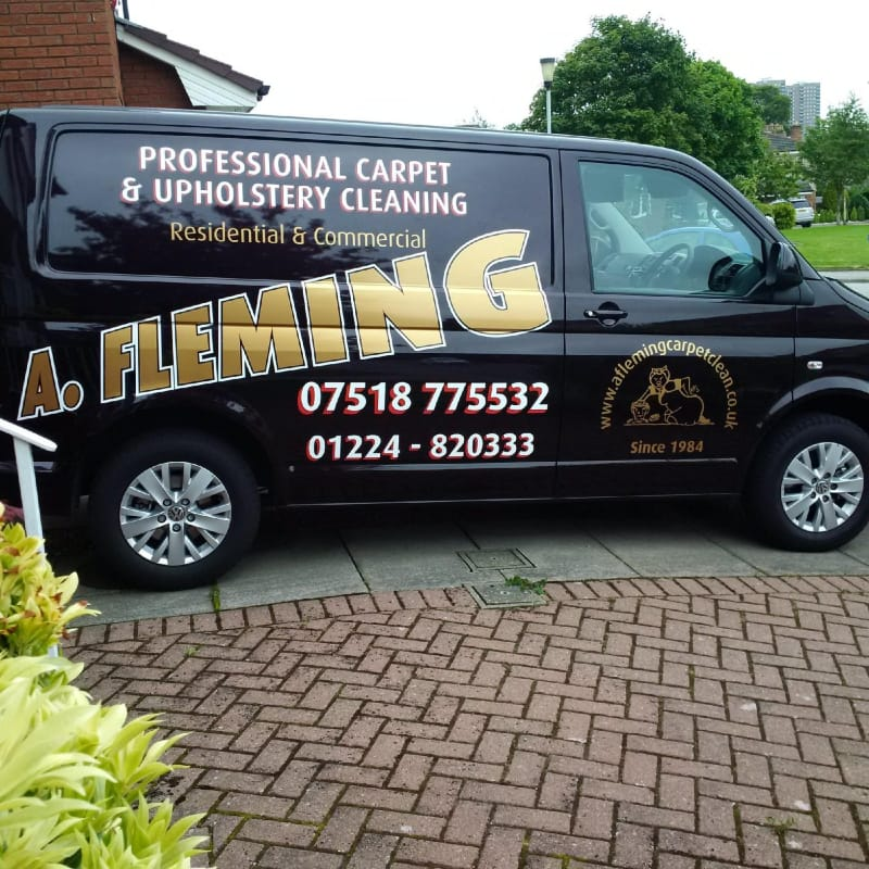 A Fleming Carpet & Upholstery Cleaning, Aberdeen | Carpet & Upholstery Cleaners - Yell