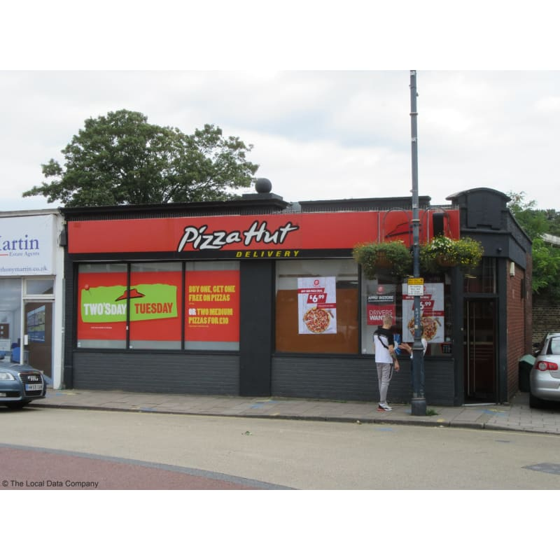 Pizza Hut Delivery Dartford Food Drink Delivered Yell