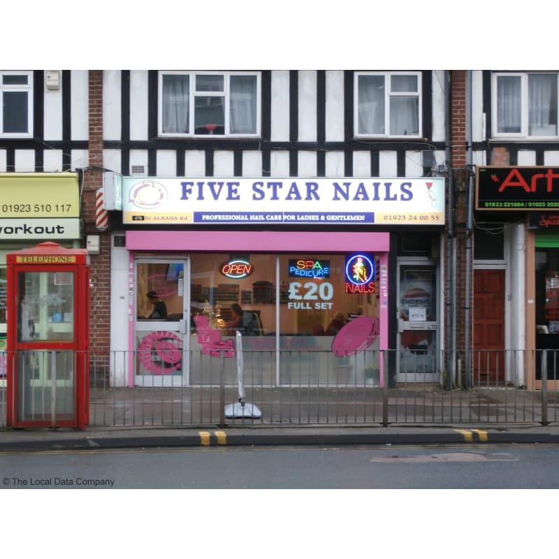 Five Star Nails, Watford | Beauty Salons - Yell