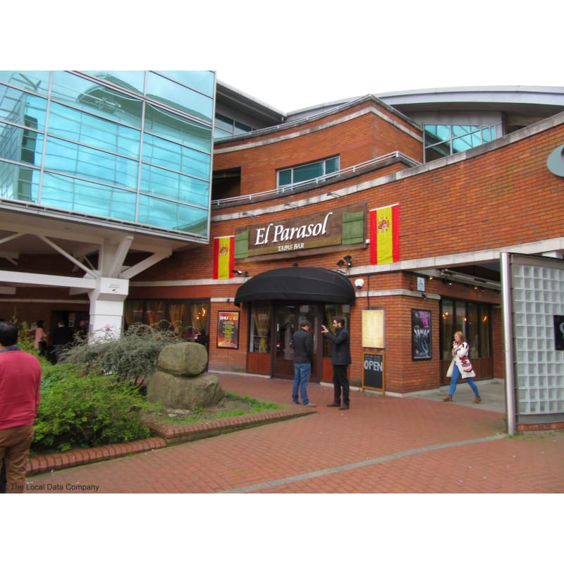 El Parasol Bromley Spanish Restaurants Yell