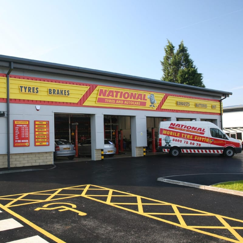 National Tyres and Autocare Barnsley