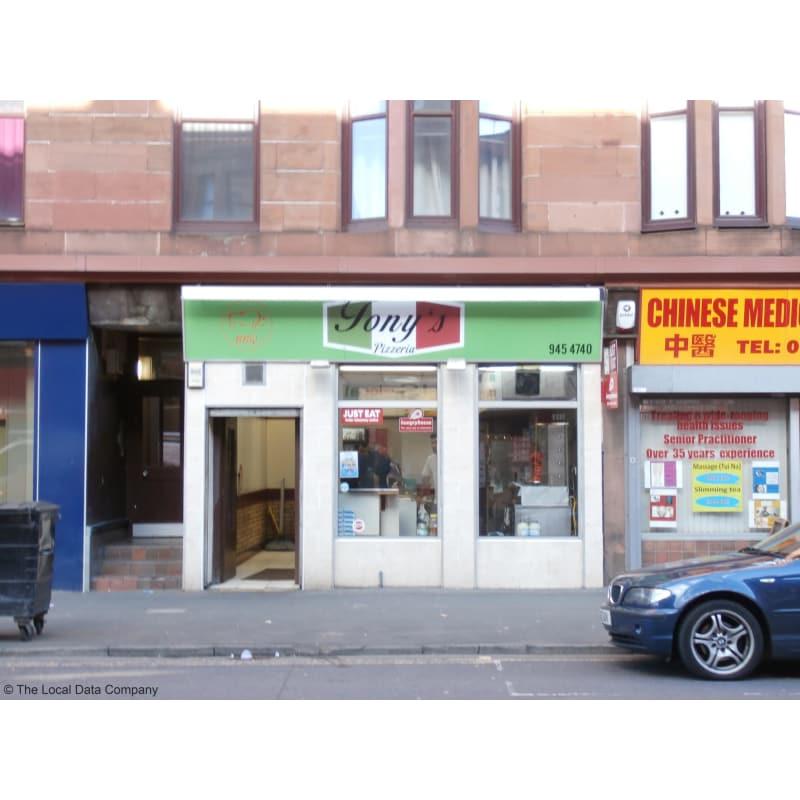 Tonys Glasgow Fish Chip Shops Restaurants Yell