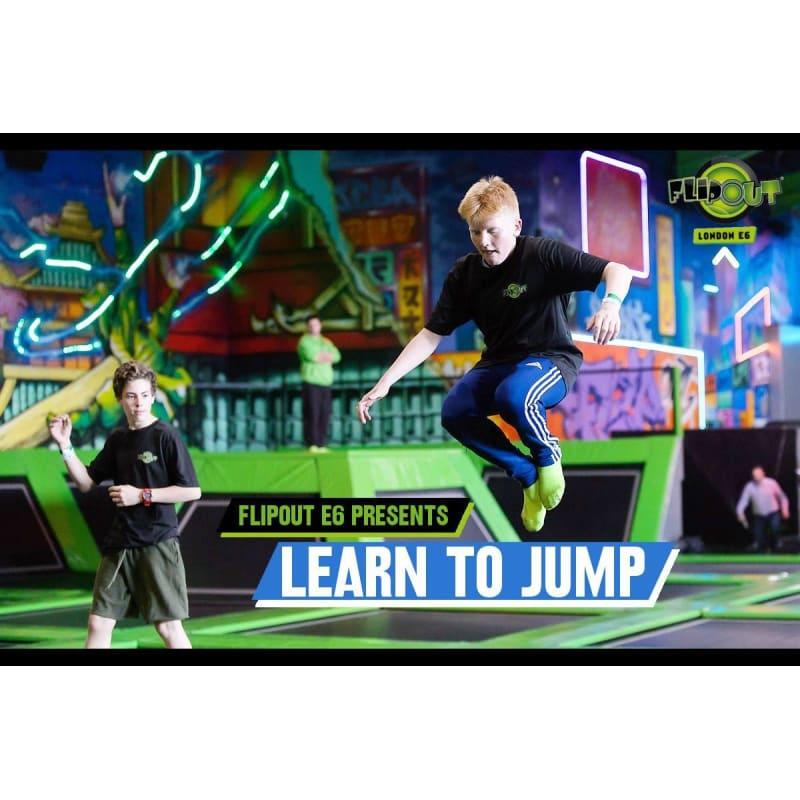 Flip Out London E6 Trampoline Arena, London | Children\'s Activity ...