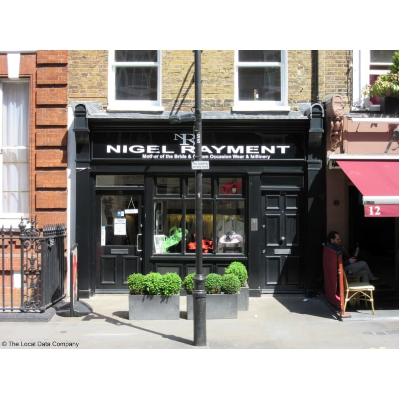 1082cfe9a4aa Nigel Rayment Boutique, London | Bridal Shops - Yell
