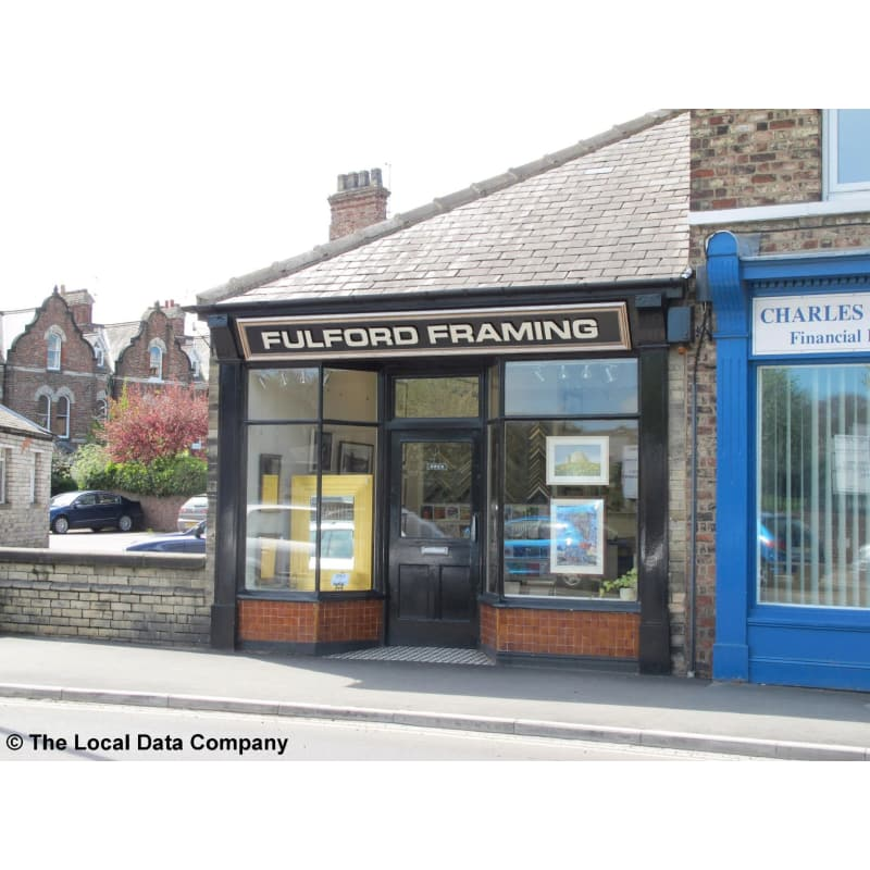Fulford Framing, York | Picture Framers & Frame Makers - Yell