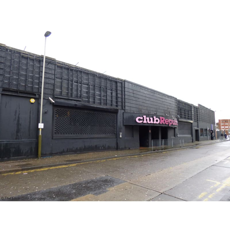 Club republic leicester night clubs bars yell malvernweather Image collections