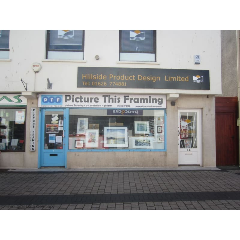 Picture This, Teignmouth | Picture Framers & Frame Makers - Yell