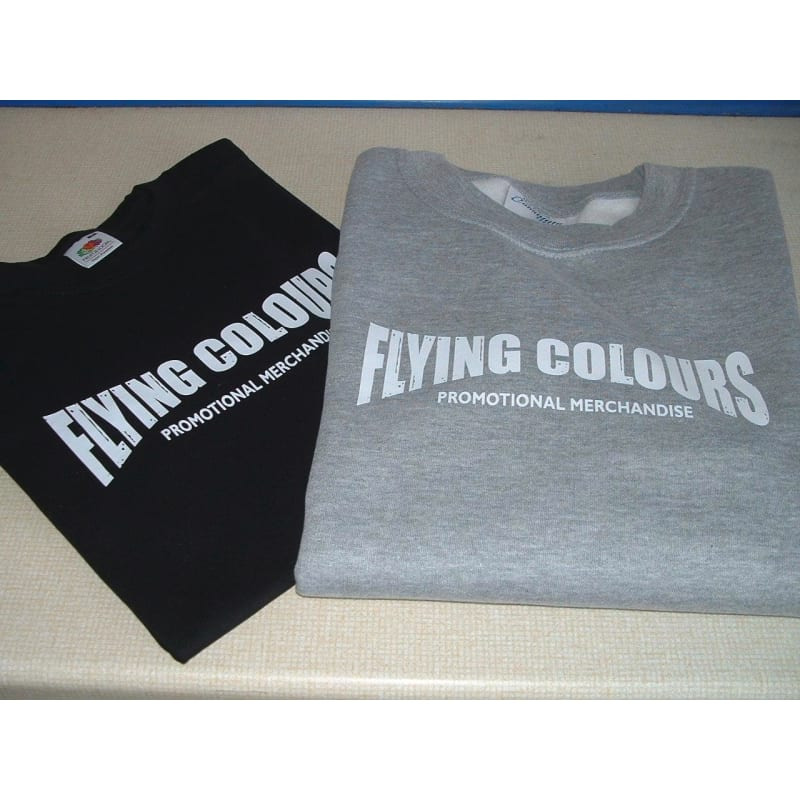 Flying Colours Promotional Merchandise, Newcastle   T-shirt Printing ...