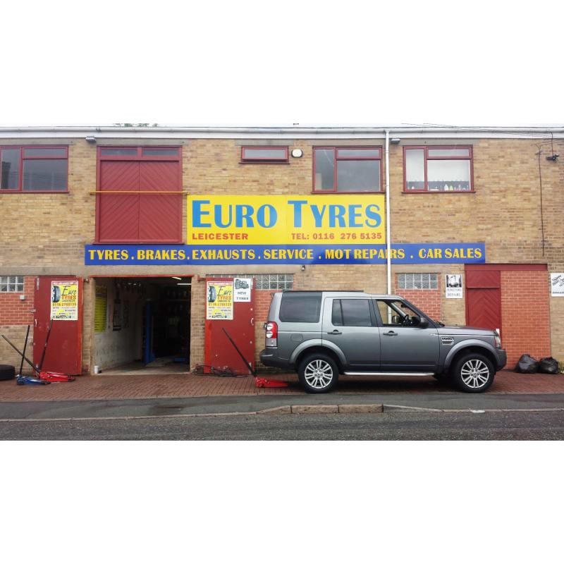 Euro tyres ltd Automotive repair