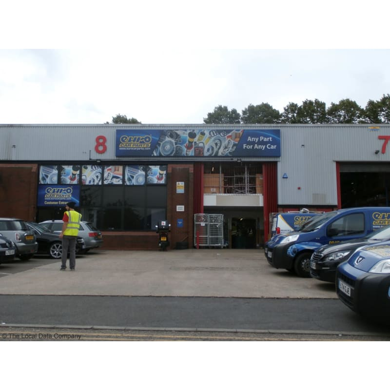Euro Car Parts Harrow Car Accessories Parts Yell