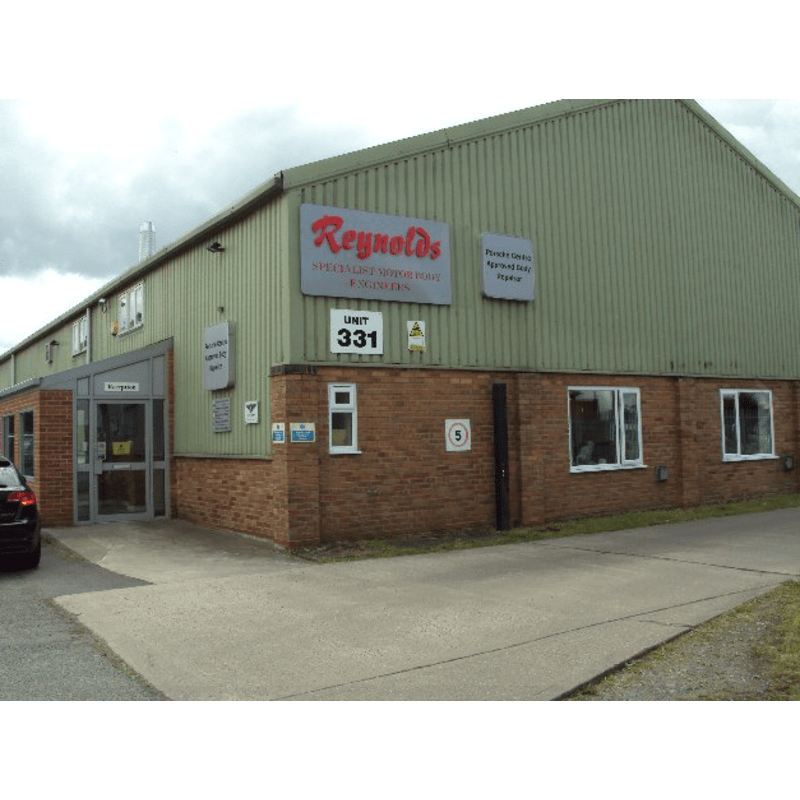 Reynolds, Droitwich | Car Body Repairs - Yell