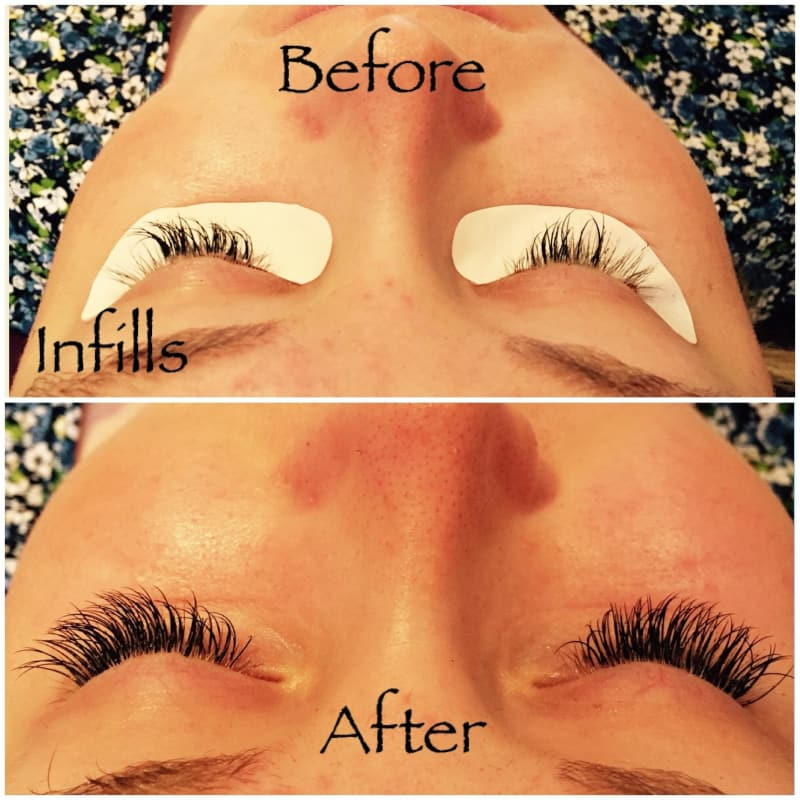 Lovely Lashes Nails Crawley Mobile Beauty Therapists Yell