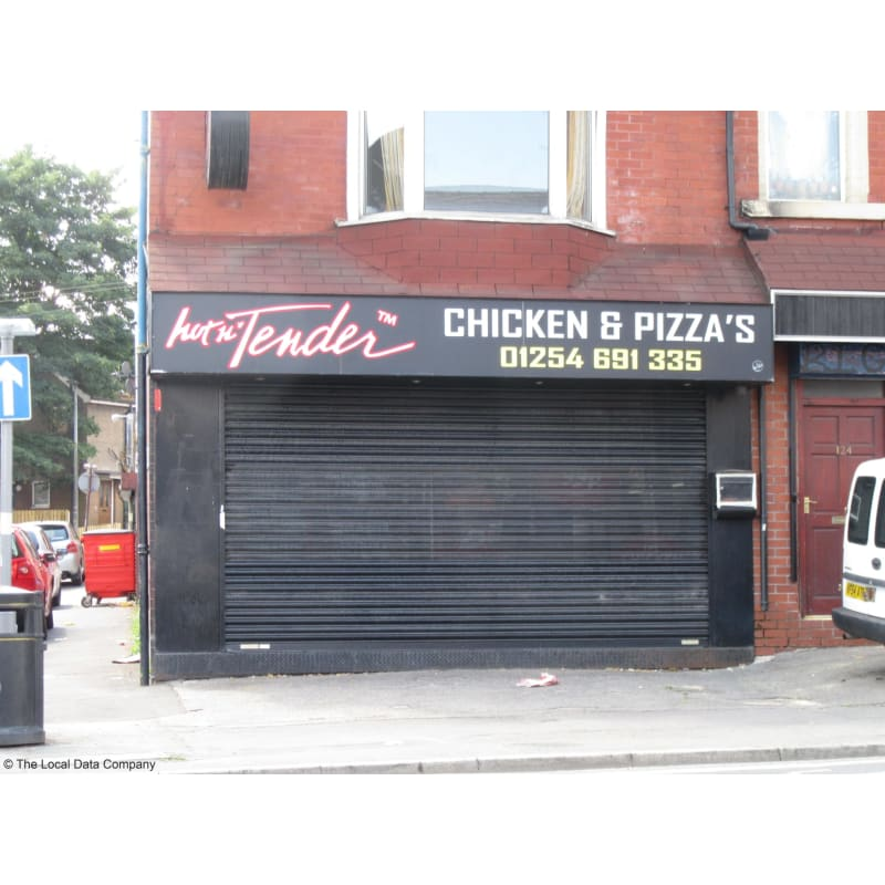 Hot Tender Blackburn Pizza Delivery Takeaway Yell
