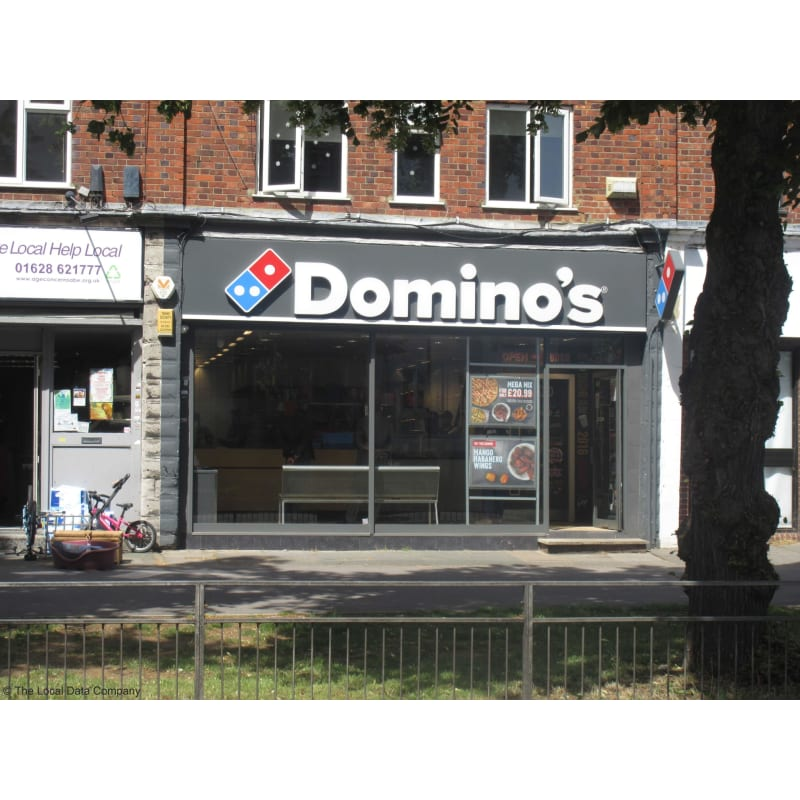 Dominos Pizza Maidenhead Pizza Delivery Takeaway Yell