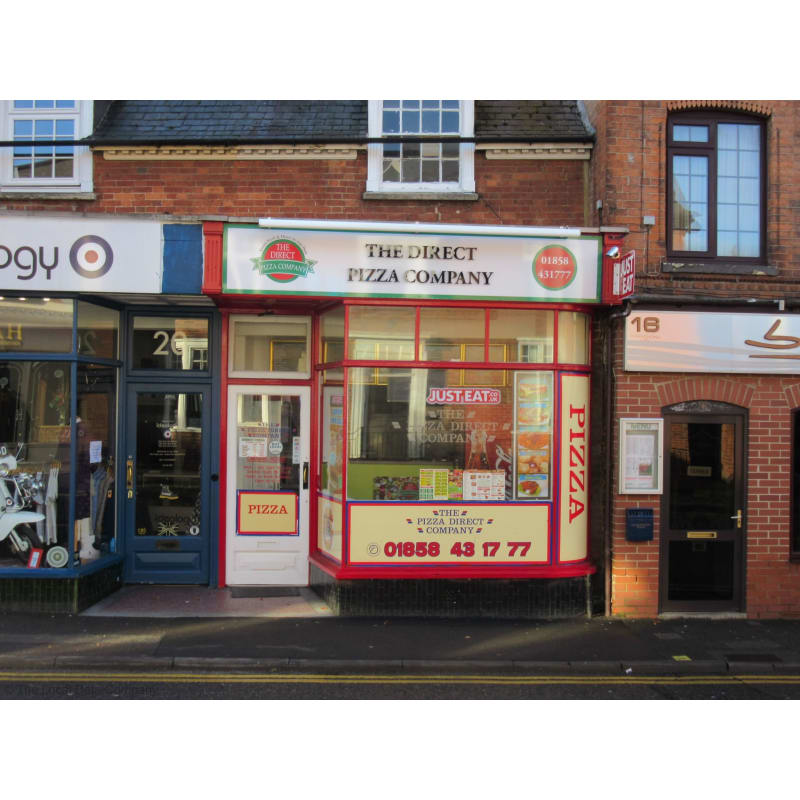 The Direct Pizza Company Market Harborough Food Drink