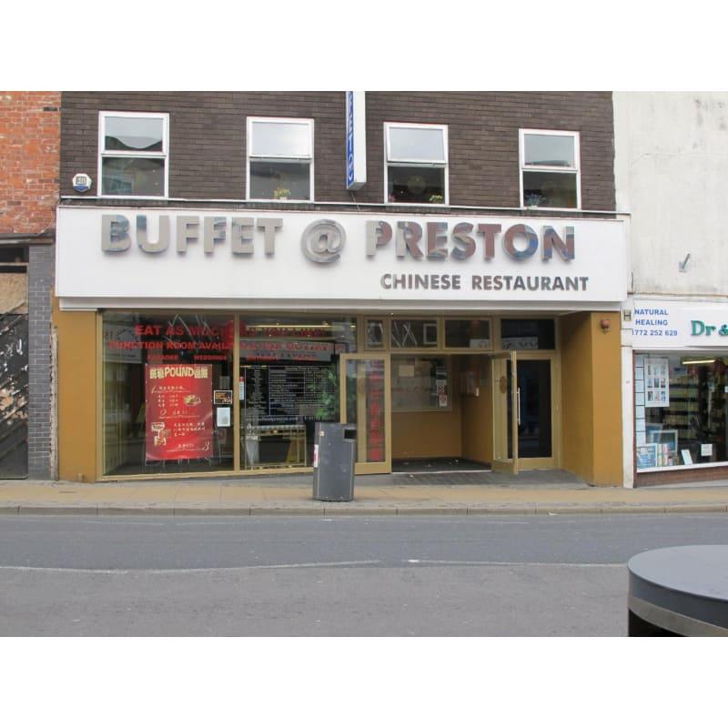 Buffet At Preston Preston Chinese Restaurants Yell