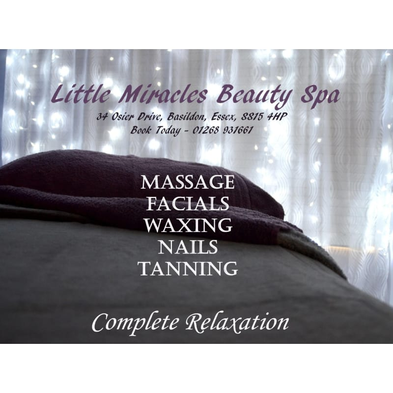 Little Miracles Beauty Spa Ltd, Basildon   Beauty Salons - Yell