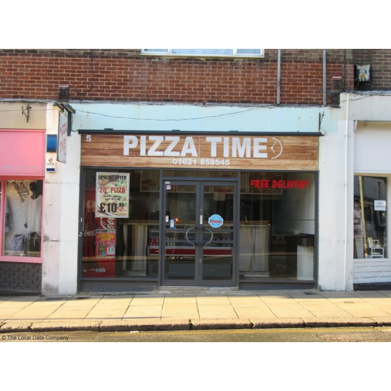 Pizza Time Maldon Pizza Delivery Takeaway Yell