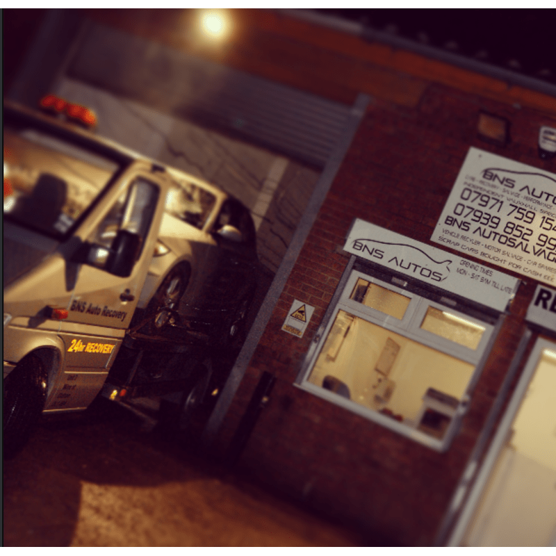 Bns Autos Oldham Garage Services Yell