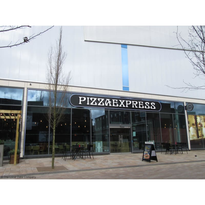 Pizza Express Stockport Pizzerias Yell