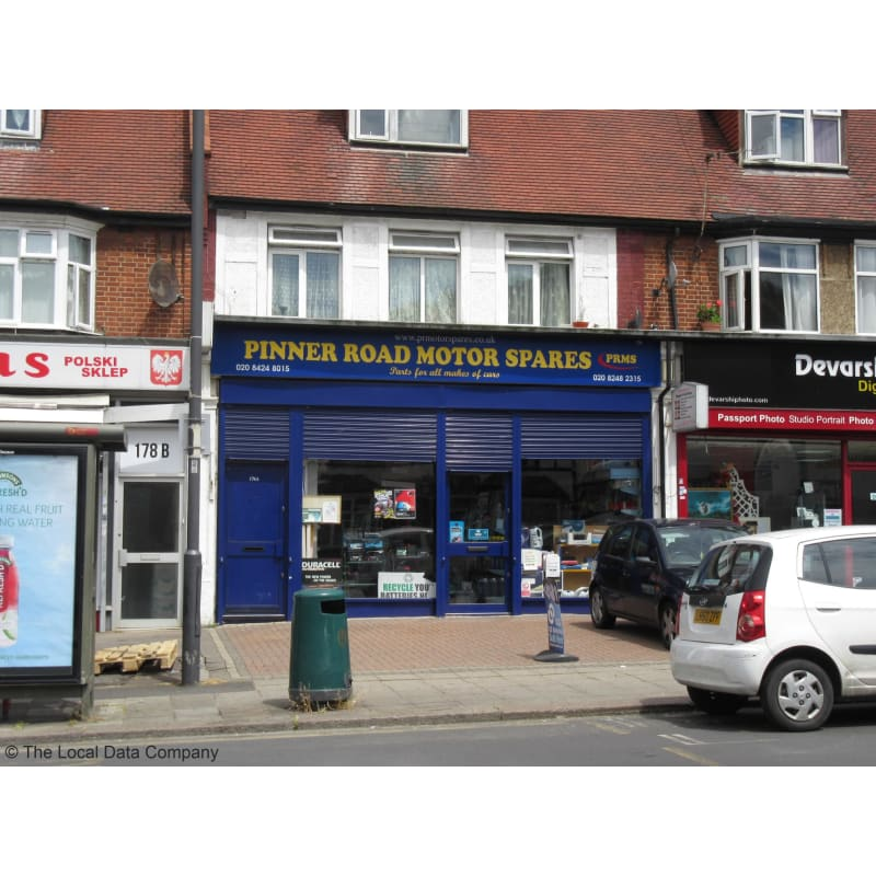 Pinner Road Motor Spares Harrow Car Accessories Parts Yell