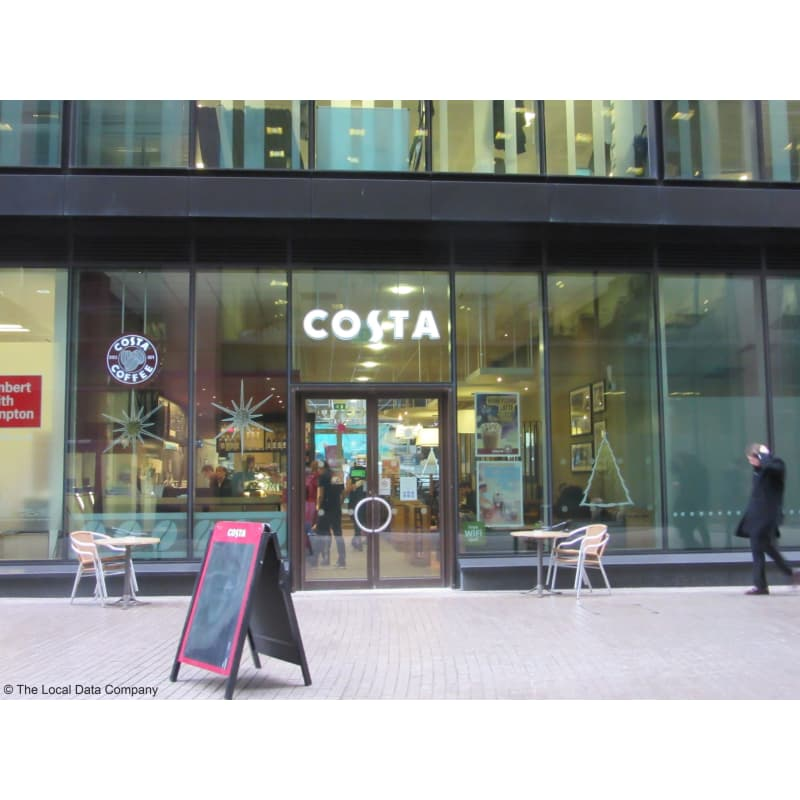 Costa Coffee Liverpool Tea Coffee Specialist Shops Yell